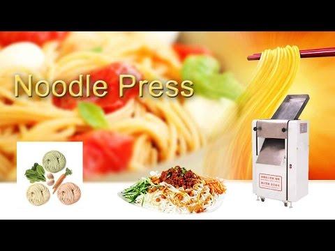 Noodle press