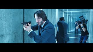 John Wick:Chapter 1 & 2 VFX BREAKDOWN BY ILLOURA (2017) & SPIN VFX (2014)