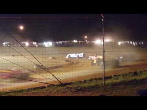 August 27, 2016 Limited Late Model Feature Marion Center Speedway