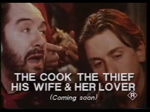 The Cook The Thief His Wife And Her Lover Poster