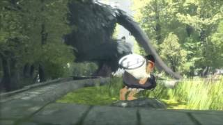The Last Guardian playing hide and seek with Trico!