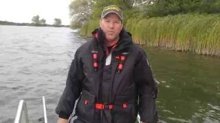 Frabill I-Float Suit Field Test - Part 1