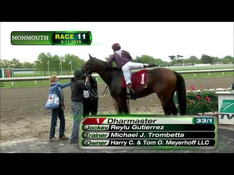 video thumbnail for MONMOUTH PARK 5-11-19 RACE 11