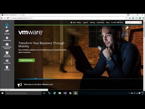 How to Download and Install VMware on Windows 10 | FoxLearn