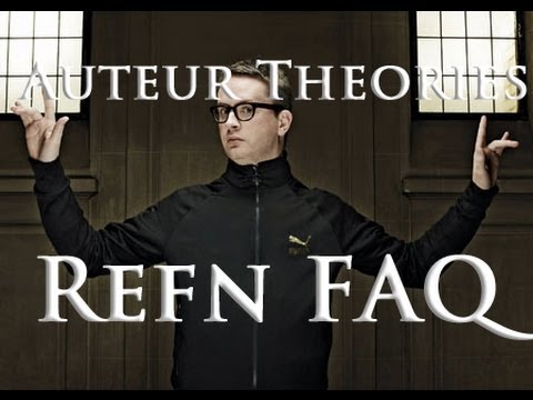 Auteur Theories: Refn FAQ and Channel Update