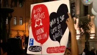 Civil union debate heats up in Peru