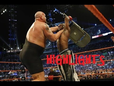 WWE WrestleMania 24 - Big Show vs Floyd Mayweather (No Disqualification Match) HD