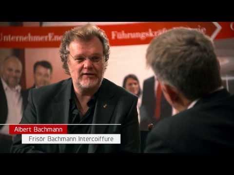 Cay von Fournier und Albert Bachmann Interview - UnternehmerEnergie Seminar