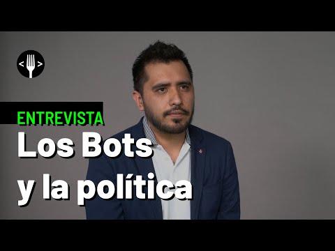 ¿Cómo funcionan los bots en la política?
