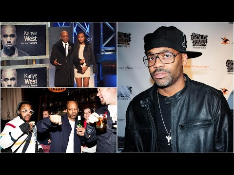 Damon Dash: Short Biography, Net Worth & Career Highlights