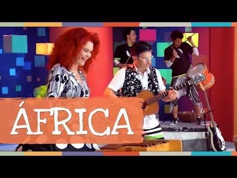 Palavra Cantada | África