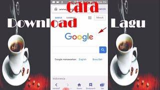 Cara Cepat Download Lagu di google
