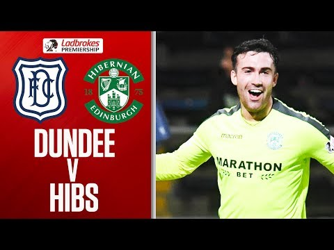 Dundee 2-4 Hibs | McNulty Brace Secures Win In 6-Goal Thriller! | Ladbrokes Premiership