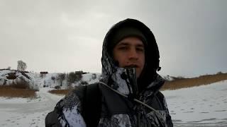 Зимняя рыбалка в с Кубассы 1 марта