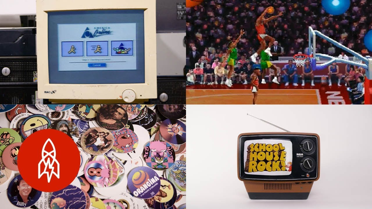 From Oregon Trail to NBA Jam: We Love the '90s