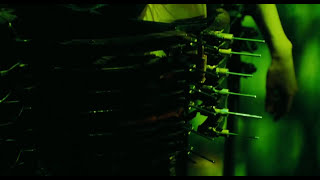 Saw 3 - The Angel Trap (Allison Kerry's Death Scene)