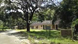 Abandoned Subdivision, Ghost Town, Brooksville Housing Authority