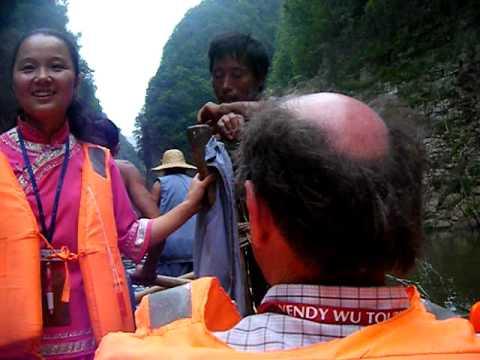Shen Nong Stream - Yangtze River Trekkers Song