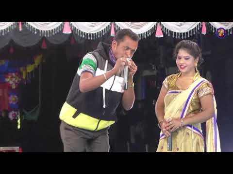 Jatra Anchoring Sayari Jollywood // Odia Shayari Chandapur Jatra