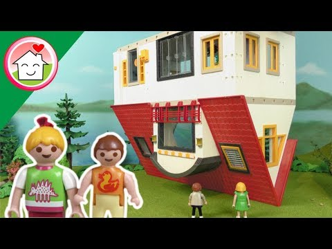 البيت المتشقلب - عائلة عمر - جنه ورؤى