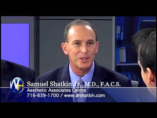 About the Aesthetic Associates Centre Buffalo, NY with Drs. Todd & Sam Shatkin