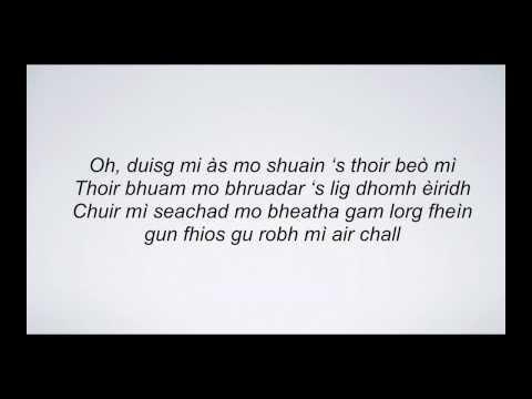 Wake Me Up - Scottish Gaelic Version