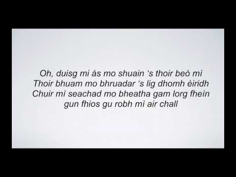 Wake Me Up - Scottish Gaelic Version