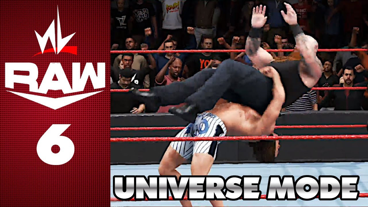 Download nL Live - WWE 2K20 Universe Mode: RAW [Episode 6]