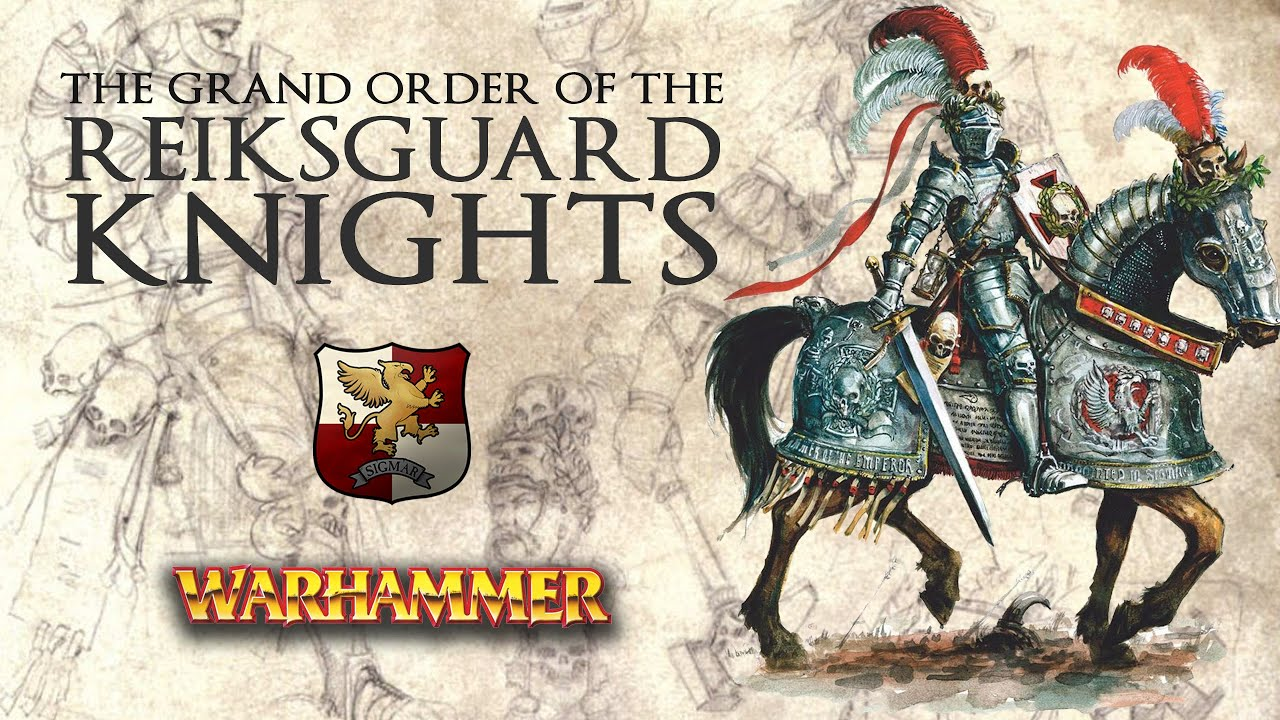 Download Warhammer Fantasy Lore: The Grand Order of the Reiksguard Knights - Total War: Warhammer 2