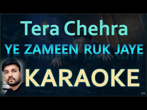 Ye Jamin Ruk Jaaye (Tera Chehra)- Adnan Sami, Original music track