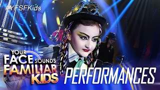 your face sounds familiar kids alonzo muhlach as boy george the war song