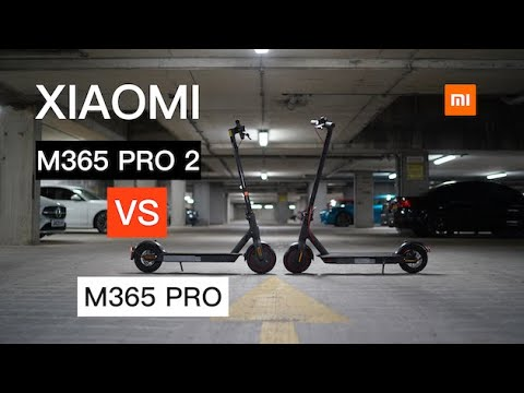 Xiaomi M365 Pro 2 vs Xiaomi M365 Pro Review and Compare Which One You Prefer?! UK First Review