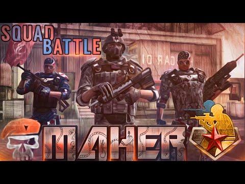 MC5 SQUAD BATTLE KINGS VS BLOOD LINE (MAHER)