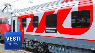 No Stopping Putin's Trains! New Records Reached by Reformed Railway Sector in Russia