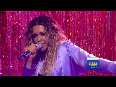 Rachel Platten rocks out to 'Broken Glass' live on 'GMA' Video