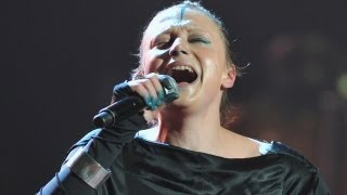 "The Voice of Poland - Natalia Sikora - ""Soldier of Fortune"""