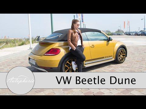 2016 Volkswagen Beetle Dune im Test / Fahrbericht / Review
