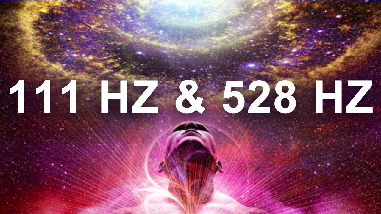 Regenerative Spiritual Reset, 111 Hz, 528 Hz, Releases Toxic Negativity, Heals Body and Mind