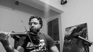 اول يوم في البعد - عمرو دياب  Violin Cover Eslam El Tony