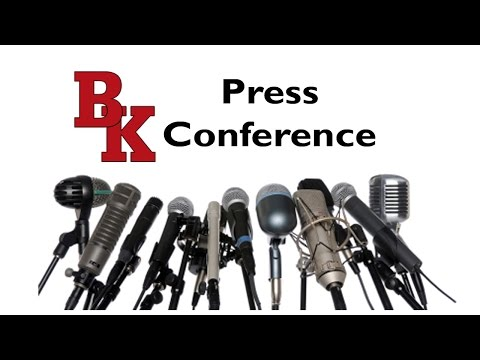 Introduction of Jim Franz as principal at Bishop Kelley High School