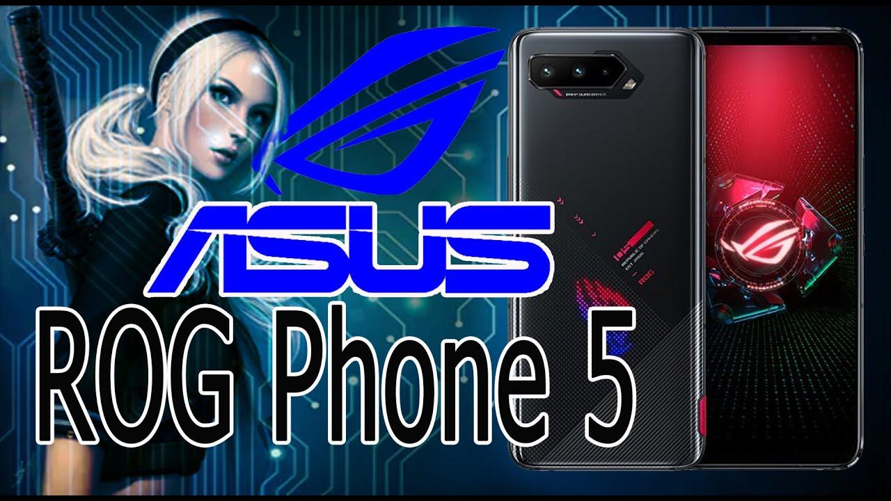ASUS ROG Phone 5 мобильный суперкар с топовым железом, крутым аудио