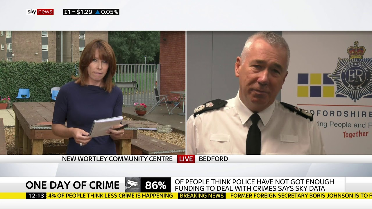 Policing in Bedfordshire