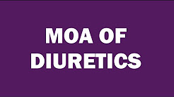 DIURETICS | MECHANISM OF ACTION | MEDBOUYTUBE