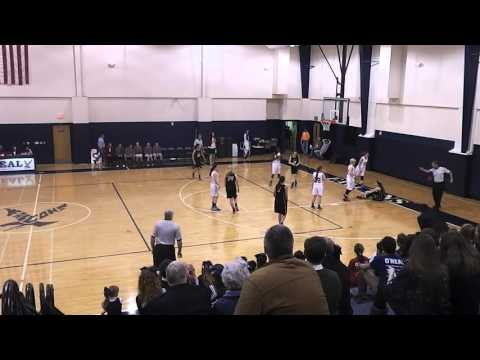 O'Neal Varsity Girls Basketball vs Trinity Academy of Raleigh Q1