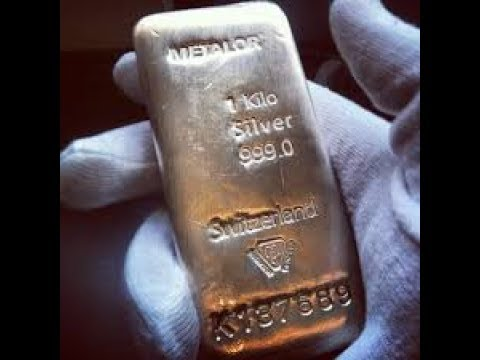 HOW TO MINE SILVER . Making Silver Bars. Ask Jeff Williams