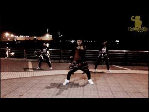 Uri Castillo coreografia ZUMBA - ME REHUSO - DANNY OCEAN