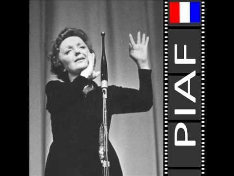 Edith Piaf était d'origine berbère