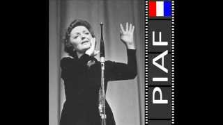 The Best of Edith Piaf Non Je Ne Regrette