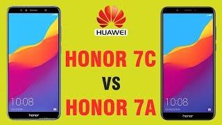 Honor 7C vs Honor 7A | Detail Comparison & Review