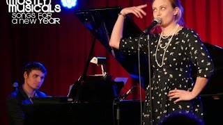 """Emily Clark """"Doin' What comes Naturally"""" (mostly)musicals #15: songsforanewYEAR"""